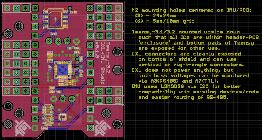 YATB - Yet Another Teensy Board :D