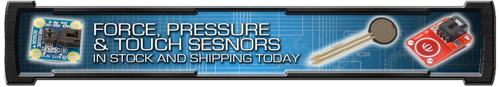 Trossen Force Sensor  Thread Banner