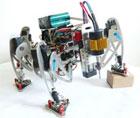cnc hexapod robot