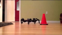 Raspberry Pi Robot with Xtion Pro Live (Prime Sense) called Charlotte