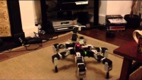 H-P1 Hexapod Robot - Part 2