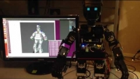 ROS powered humanoid demo