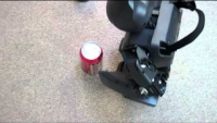 DARwin-OP Robot has a drinking problem