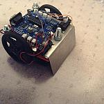 Sumo robot competition by ericshi in Sumo Robot