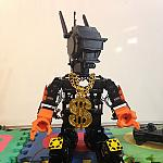 Robot Gangster Number One by r3n33 in Member Galleries