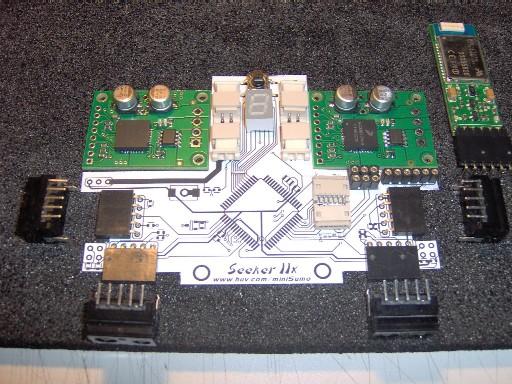 Seeker 2x - PCB Mockup 1 by JonHylands in Member Galleries