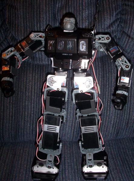 Kong KHR-1HV by Droid Works in Member Galleries