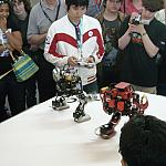 The Korean Team Robit And Their Awesome Bots. by Droid Works in RoboGames 2008