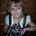My Daughter And Her Bot by Droid Works in Member Galleries