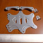 Aluminun Hexapod Parts by _ADAM_ in Member Galleries
