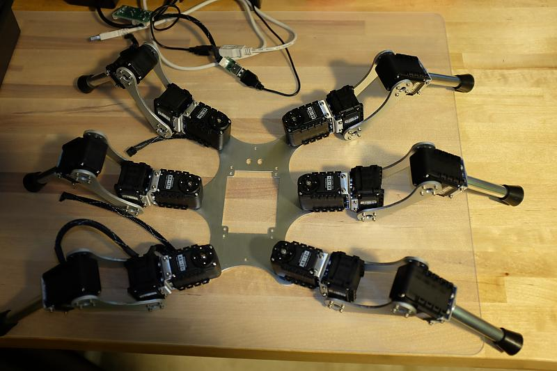 Six Hexapod Legs by _ADAM_ in Member Galleries