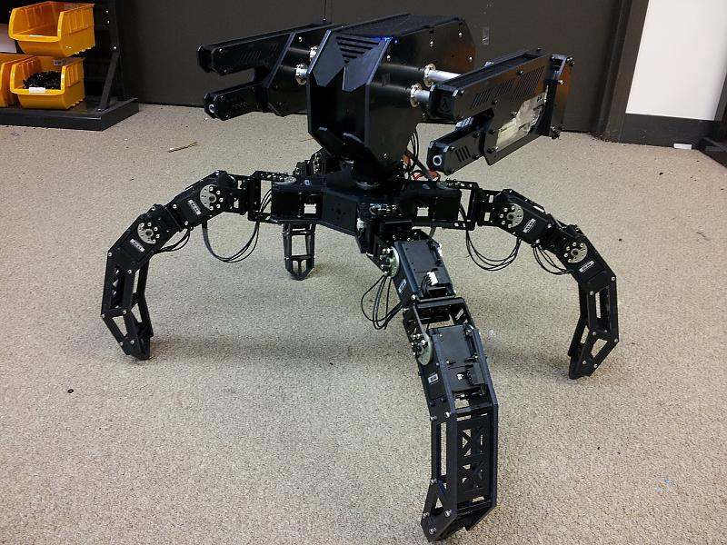 Insanity Wolf by DresnerRobotics in Member Galleries