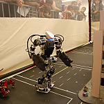 Mech Warfare 2010 by DresnerRobotics in Mech Warfare 2010
