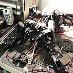 Envy 4DOF Mech by DresnerRobotics in Envy Quadrupedal Mech