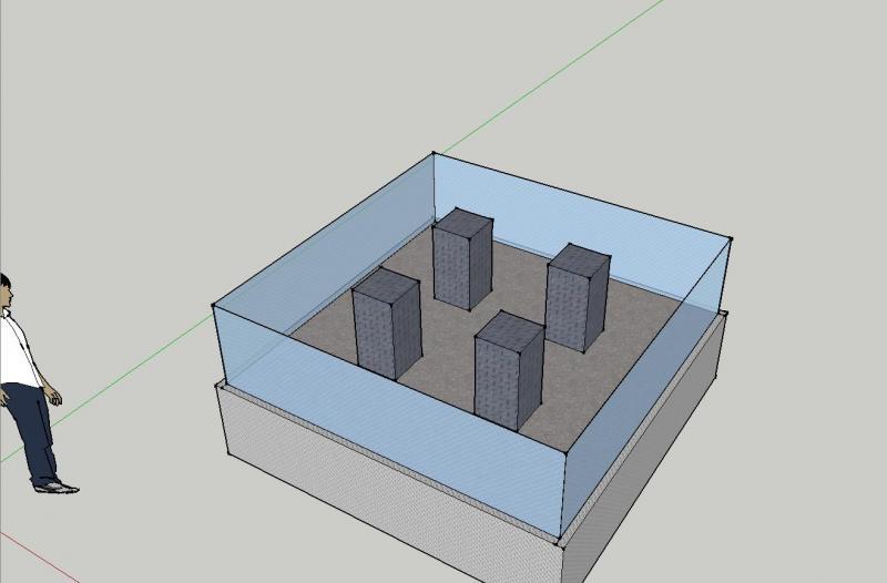 Very Basic Arena Design by DresnerRobotics in Member Galleries
