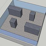 Basic Arena Design Option 2 by DresnerRobotics in Member Galleries