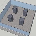 Basic Arena Design Option 1 by DresnerRobotics in Member Galleries