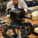 Mech Warfare 2012 by DresnerRobotics in Robogames & Mech Warfare 2012
