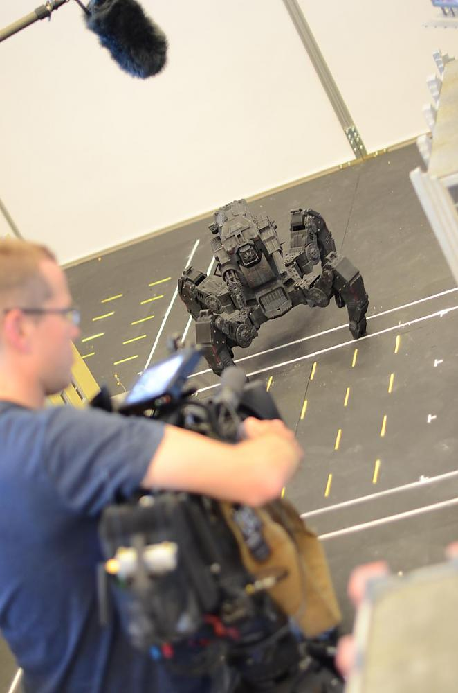 Mech Warfare 2012 - Robogames by DresnerRobotics in Robogames & Mech Warfare 2012