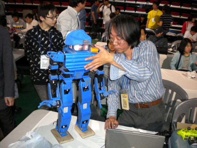 Korean Robot Game Festival 2010 by Tyberius in Korea Robot Game Festival 2010