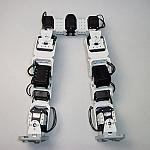Hagetaka Leg Design by DresnerRobotics in Member Galleries