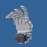Rx-28 Hand by DresnerRobotics in Member Galleries