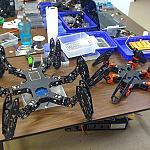 Rx-24f Hexapod Prototype by DresnerRobotics in Member Galleries
