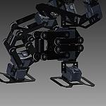Rx-24f Plm Prototype Leg V2 by DresnerRobotics in Member Galleries