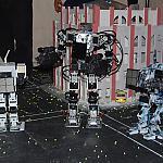 Mech Warfare 2010 by DresnerRobotics in Mech Warfare 2010