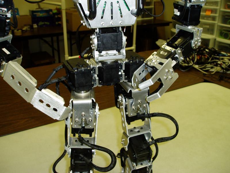 Giger Left Arm Prototype W/ Gripper by DresnerRobotics in Member Galleries