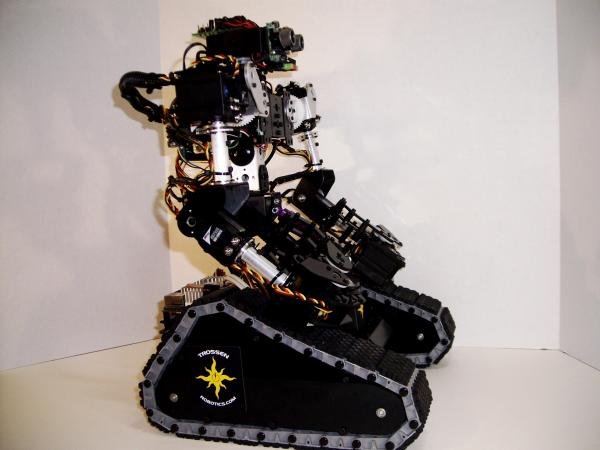 Johnny 5.3 by DresnerRobotics in Member Galleries