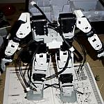 Bioloid Build Pictures by DresnerRobotics in Member Galleries