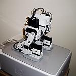 Mech- Hagetaka 2nd Leg Design by DresnerRobotics in Member Galleries