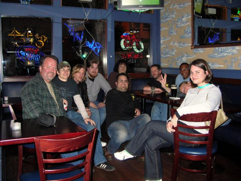 Trc Night Out After Robogames 2008! by DresnerRobotics in RoboGames 2008