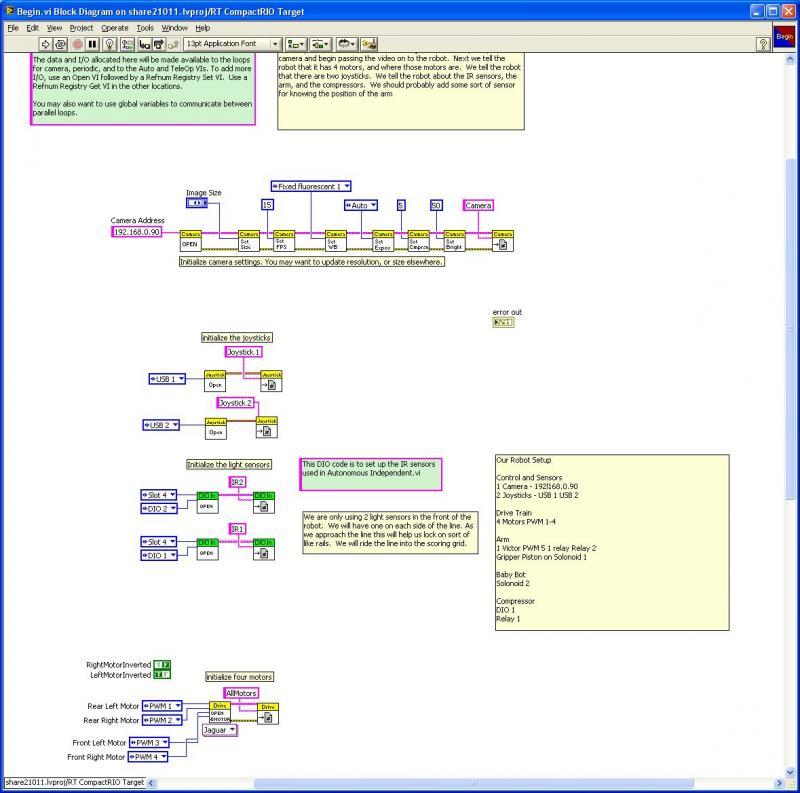 Team 2980 First Labview Code by darkback2 in Member Galleries