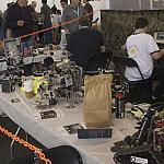Mech Warfare Pit by darkback2 in RoboGames 2009