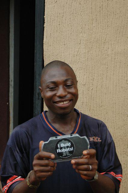 Sticker In Nigeria by darkback2 in Member Galleries