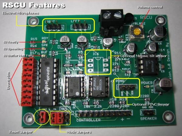 Custom Multi-sensor Board by SN96 in Member Galleries