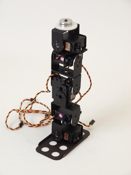 Prototype Biped For Testing Kinematics by Zenta in Member Galleries