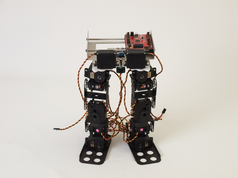 Prototype Biped For Testing Kinematics by Zenta in Member Galleries
