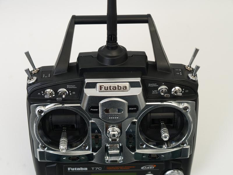 Futaba T7c Modification by Zenta in Member Galleries