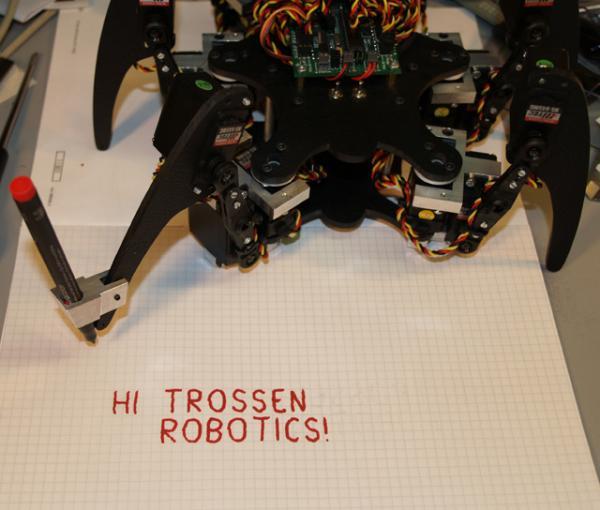 Hi Trossen Robotics ! by Zenta in Member Galleries