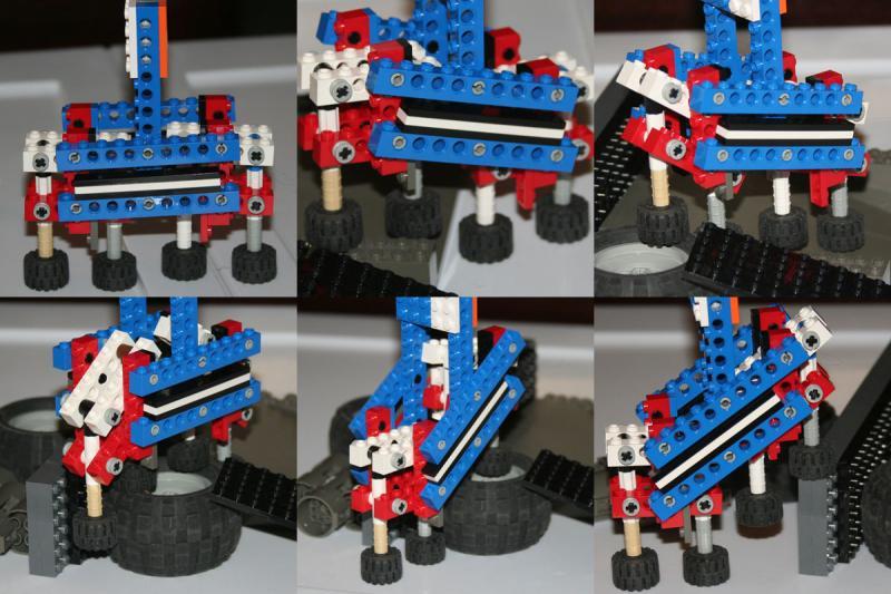 Mech Wars Foot Prototype by Sienna in Member Galleries
