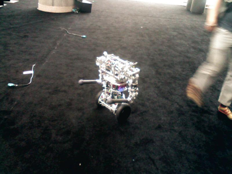 Siggraph08: Ubot-5 From Umass Amherst by metaform3d in Member Galleries