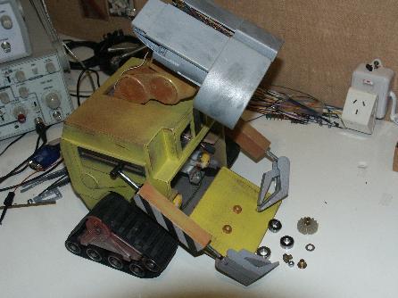 Wall-e by 4mem8 in Member Galleries