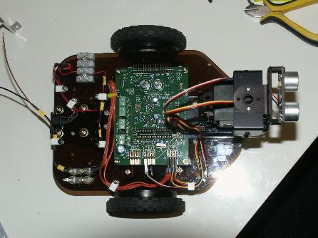 Sensor Bot by 4mem8 in Member Galleries