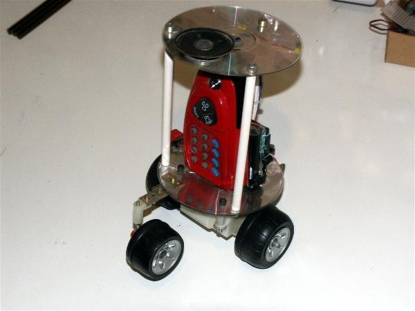 Dragbot by 4mem8 in Member Galleries