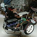 Sensor Bot by 4mem8 in Member Galleries