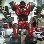 Robosapien Goes To War by jes1510 in Member Galleries