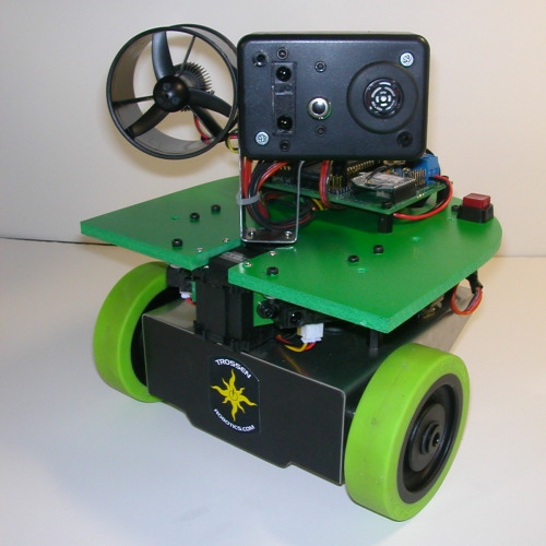 Green Machine Reloaded by lnxfergy in Green Machine Reloaded